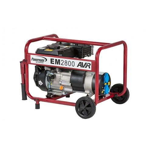Бензиновый генератор Powermate EM2800