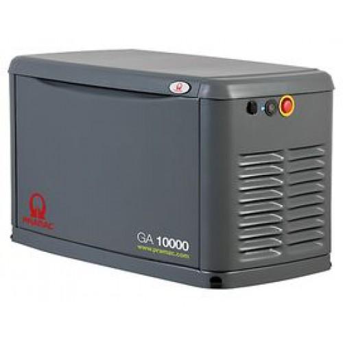 Газовый генератор  Pramac GA10000 в кожухе
