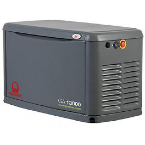 Газовый генератор Pramac GA13000 в кожухе